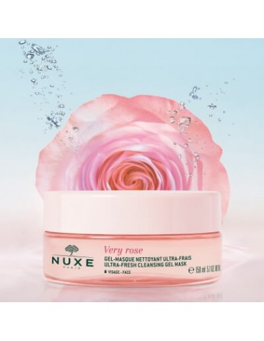 NUXE VERY ROSE MASCARILLA-GEL...
